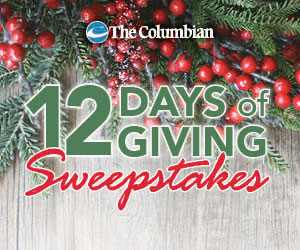 12 Days Sweepstakes