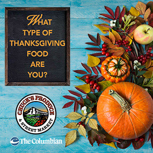 What Type of Thanksgiving Food Are You? Quiz