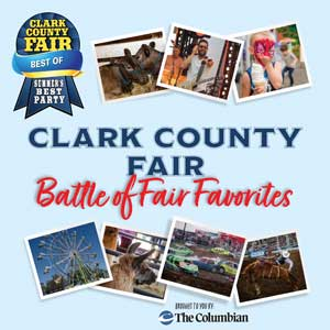 Clark County Fair Battle of Fair Favorites