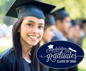 Graduation photo contest 2020