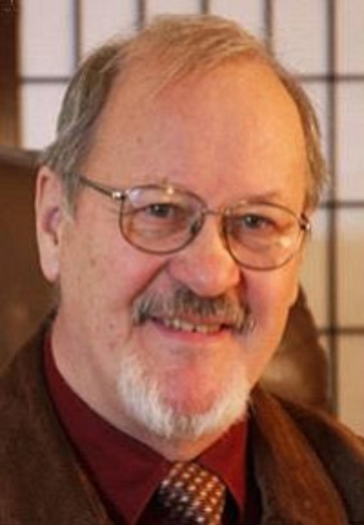 """Toby """"Pepper"""" Link of Ridgefield, 67, counseling psychologist at the Vancouver-based Center for Behavioral Medicine"""
