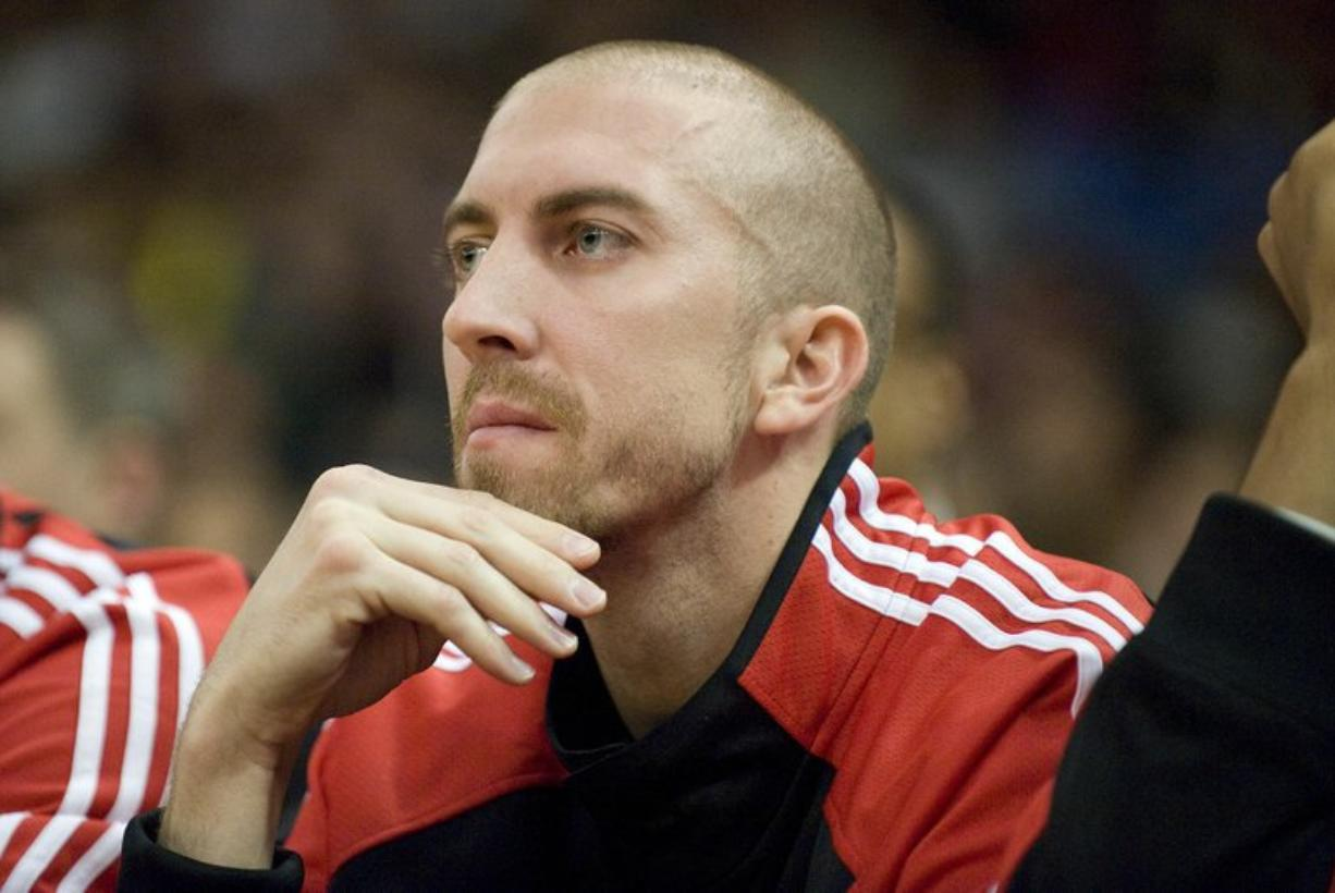Steven Lane/The Columbian Three nights in the hospital and four missed games have helped Steve Blake regain some of hi spark that had been missing.
