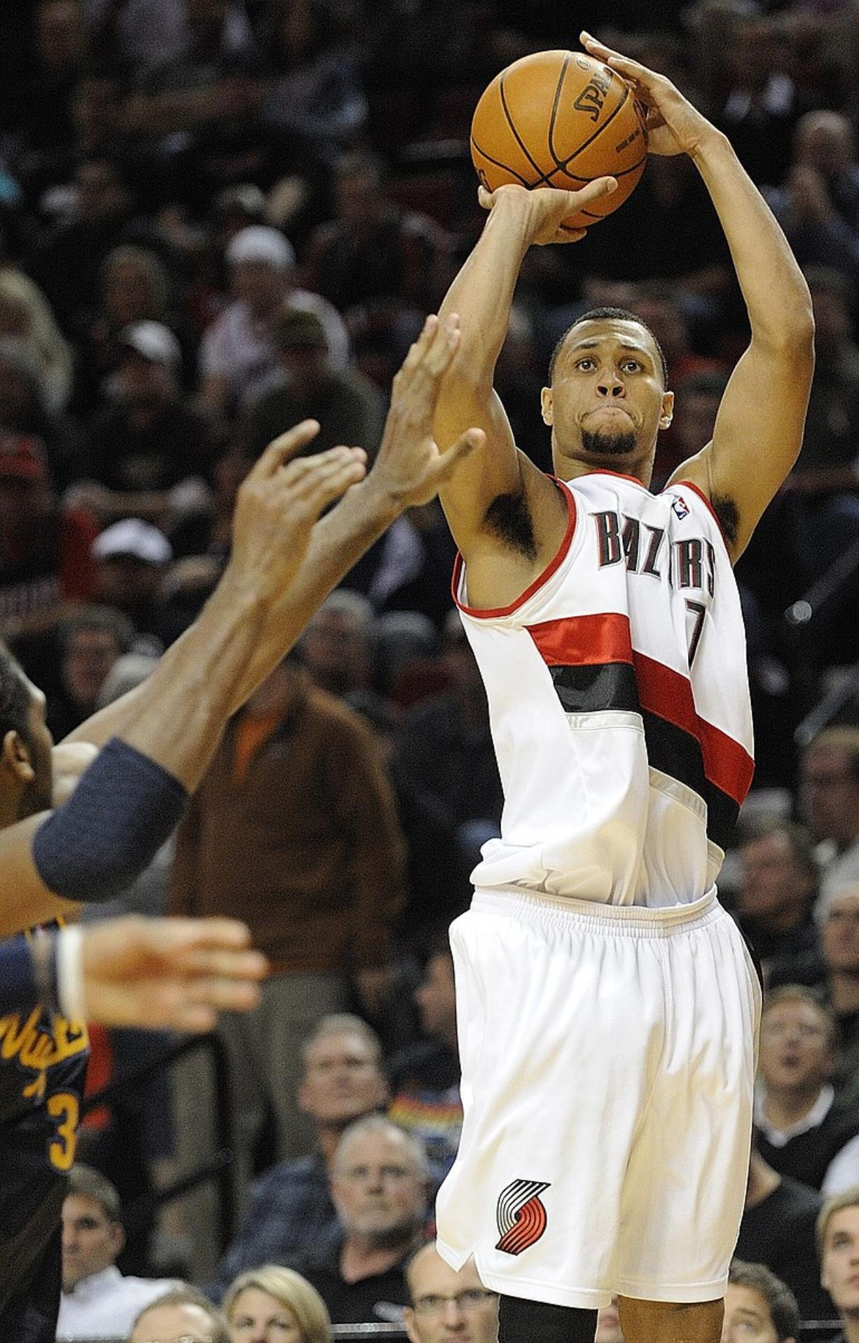 The first people Brandon Roy called upon learning of his third consecutive selection to the NBA All-Star Game were his parents.