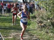 Shannon Porter during her 2009 cross country season at Boise State University.