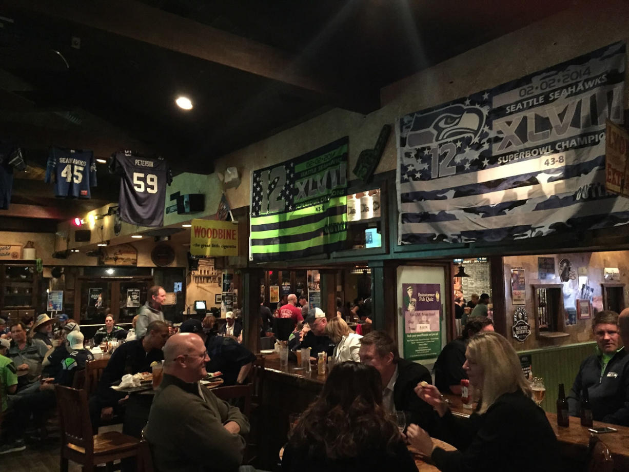 The Skeptical Chemyst, an Irish pub in Scottsdale, Ariz., is home to the Phoenix chapter of the Sea Hawkers.