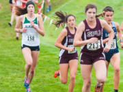 Lynelle Decker never ran cross country until arriving as a freshman at Seattle Pacific University, but advanced with the Falcons to NCAA Division II nationals in each of her first two seasons.