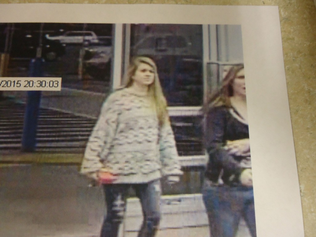 609b231b5 Battle Ground police believe these people were accomplices in a theft from  Wal-Mart on