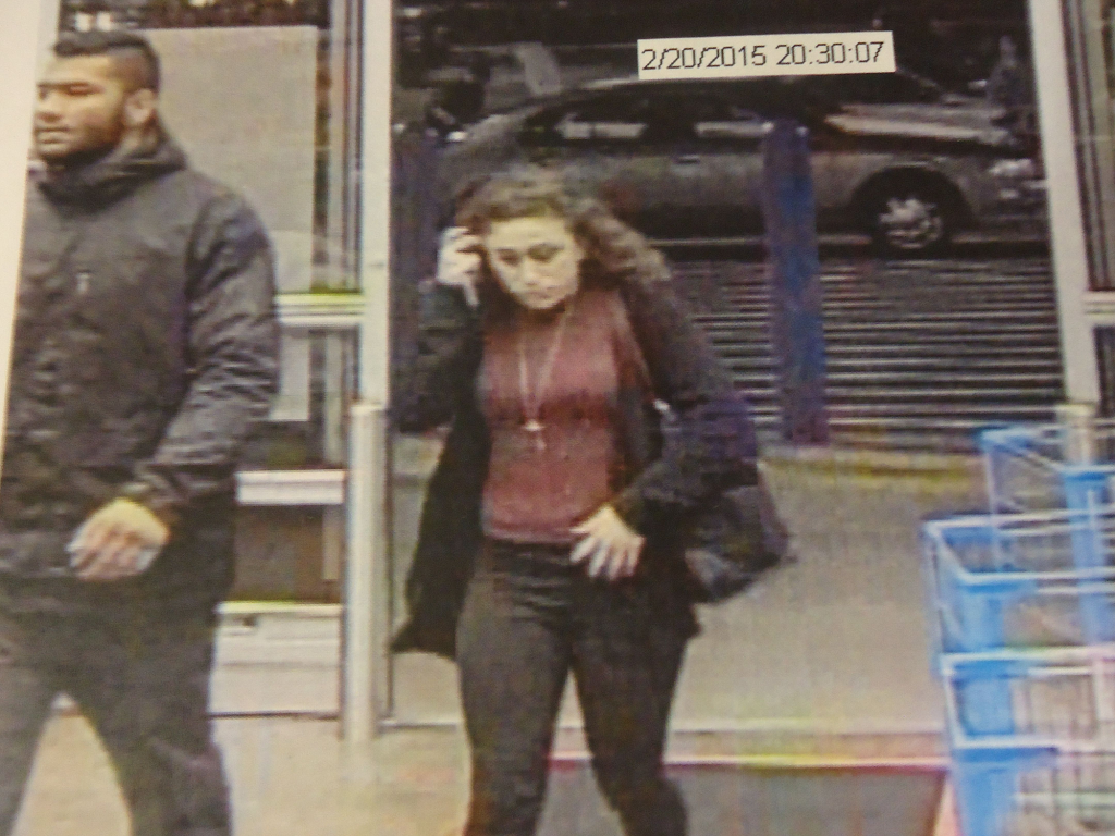Battle Ground Police Believe These Suspects Were Part Of An Assault And Theft At Wal