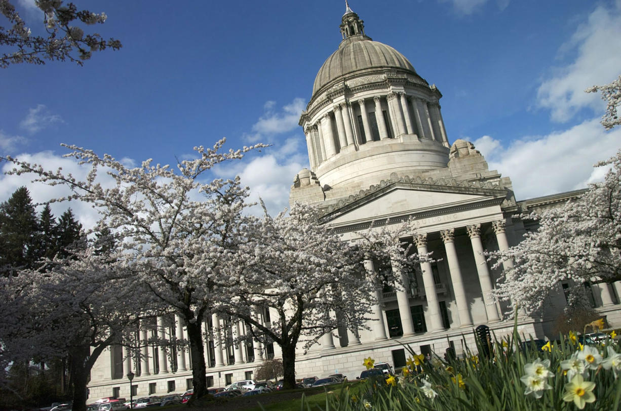 Lauren Dake/The Columbian Under the state constitution, lawmakers have until April 26 to meet one of their most pressing tasks: adequately funding the state's public schools.