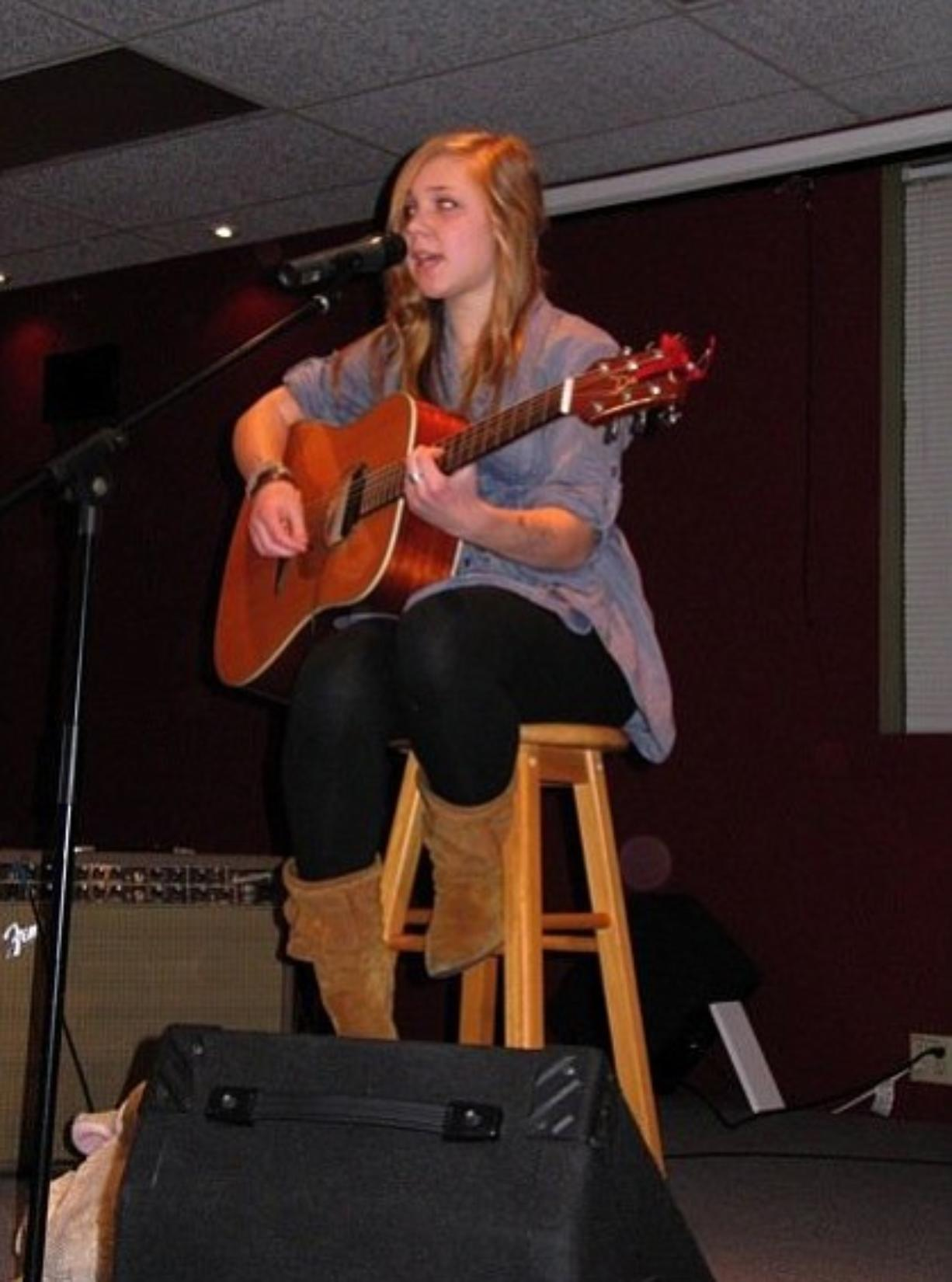 Salmon Creek: Maddie DeMarco sings out against hunger.