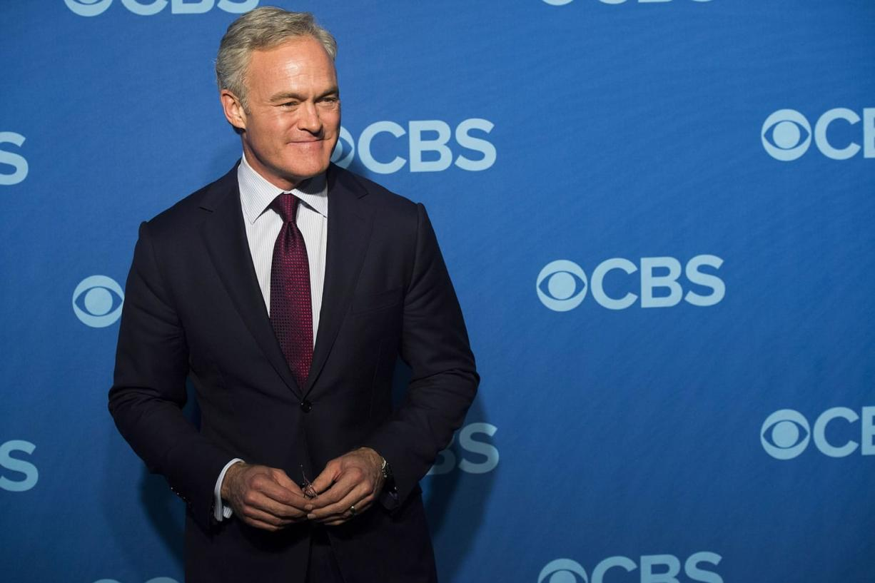 CBS's Pelley all facts, no frills in anchor chair