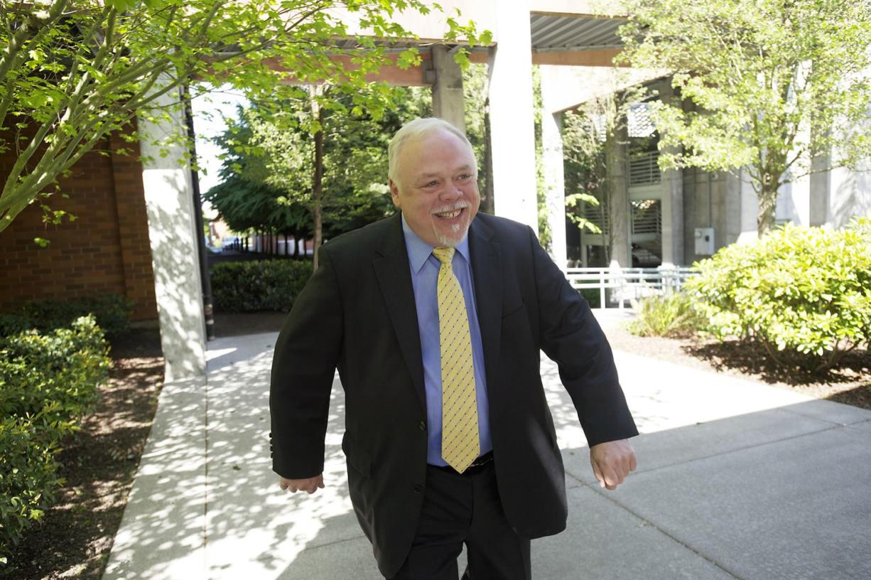 Don Benton, director of Clark County Environmental Services