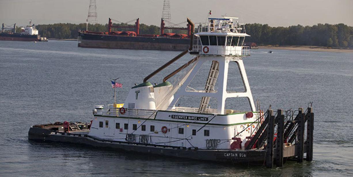 Coast Guard lauds tug boat crew - Columbian com