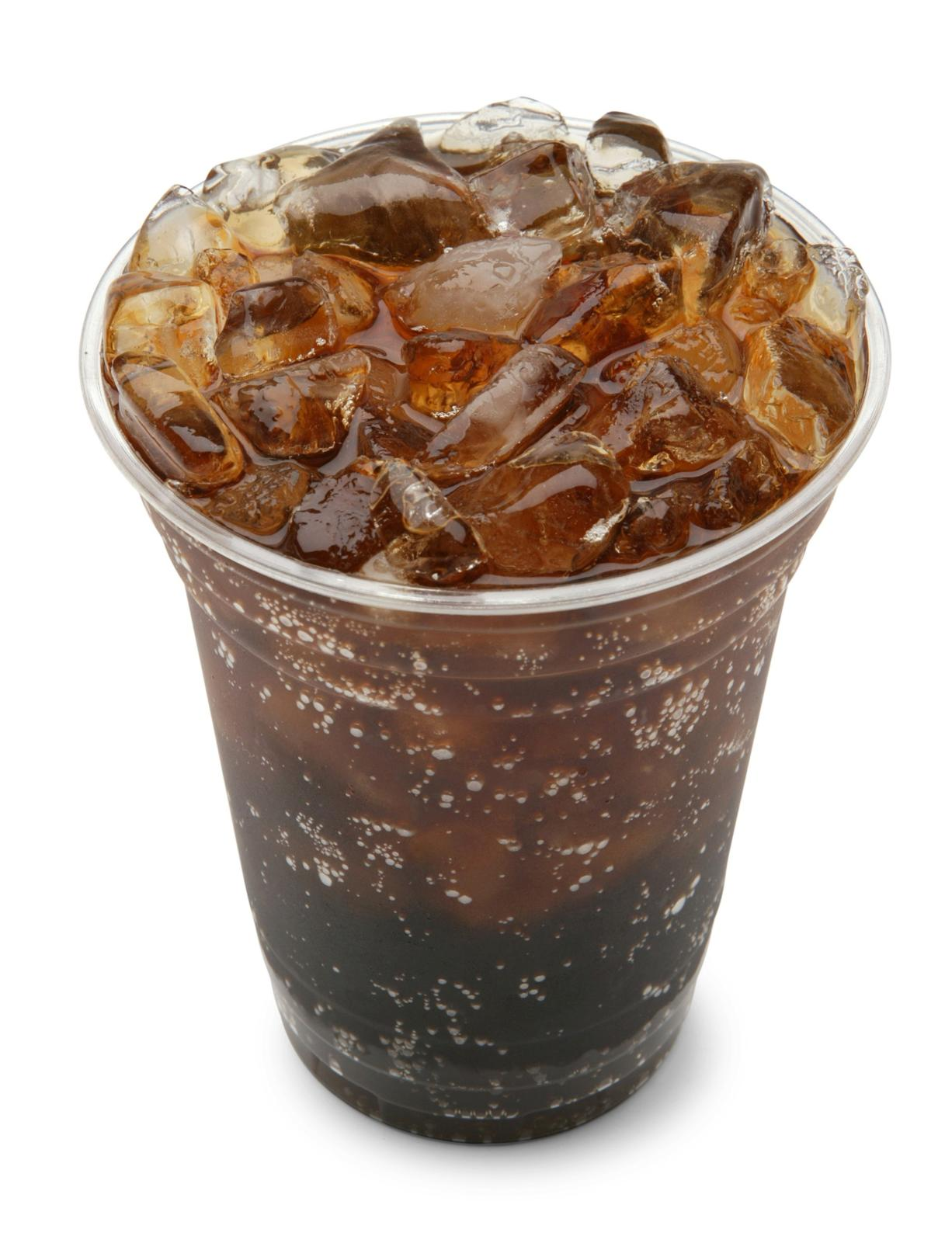 iStock Diet soda pop may lead to more belly fat.