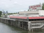 The Port of Vancouver is making plans to redevelop Terminal 1, its oldest property, which includes the Red Lion Hotel Vancouver at the Quay.