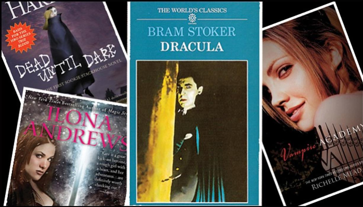 """Local librarians and booksellers suggest alternatives to """"Twilight"""" for fans of vampire lore."""