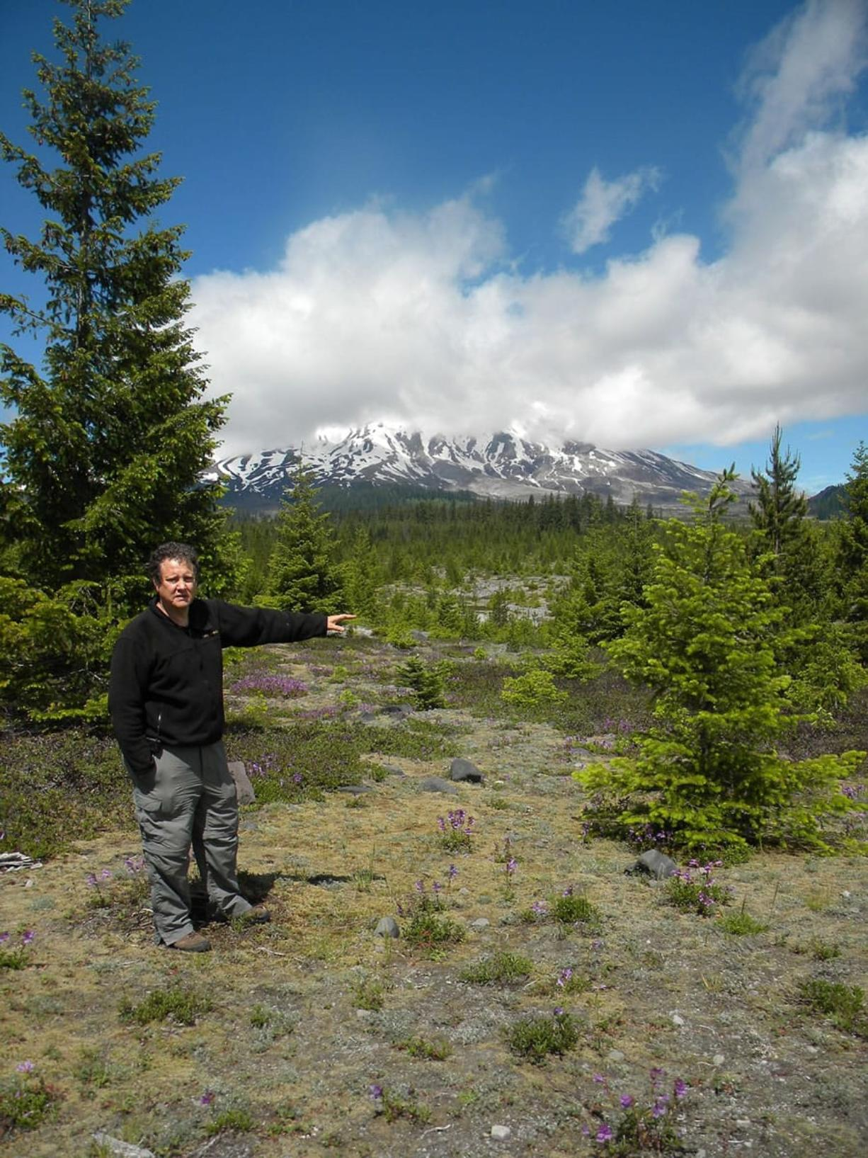 Volcanic Monument scientist Peter Frenzen worked to get permits issued for a magma research experiment that involves 23 detonations and the placement of 3,500 seismic sensors around Mount St. Helens.