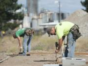 Construction in  Clark County added 300 jobs in July, though it was not in the top industries for job creation in the last 12 months.