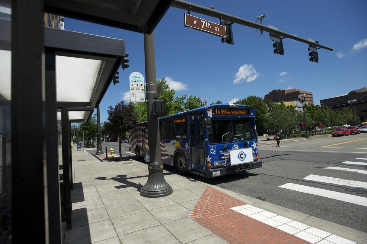 C-Tran, Clark County's transit agency, has asked TriMet, which serves the Oregon side of the metro area, to cancel a deal that would have governed the running of a light-rail system that is not now going to be built.