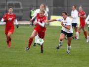 Battle Ground grad Cassie Black (19) plays soccer for Eastern Washington University.