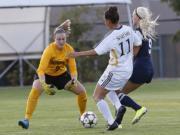 Ashley Haden, Western Washington University soccer.