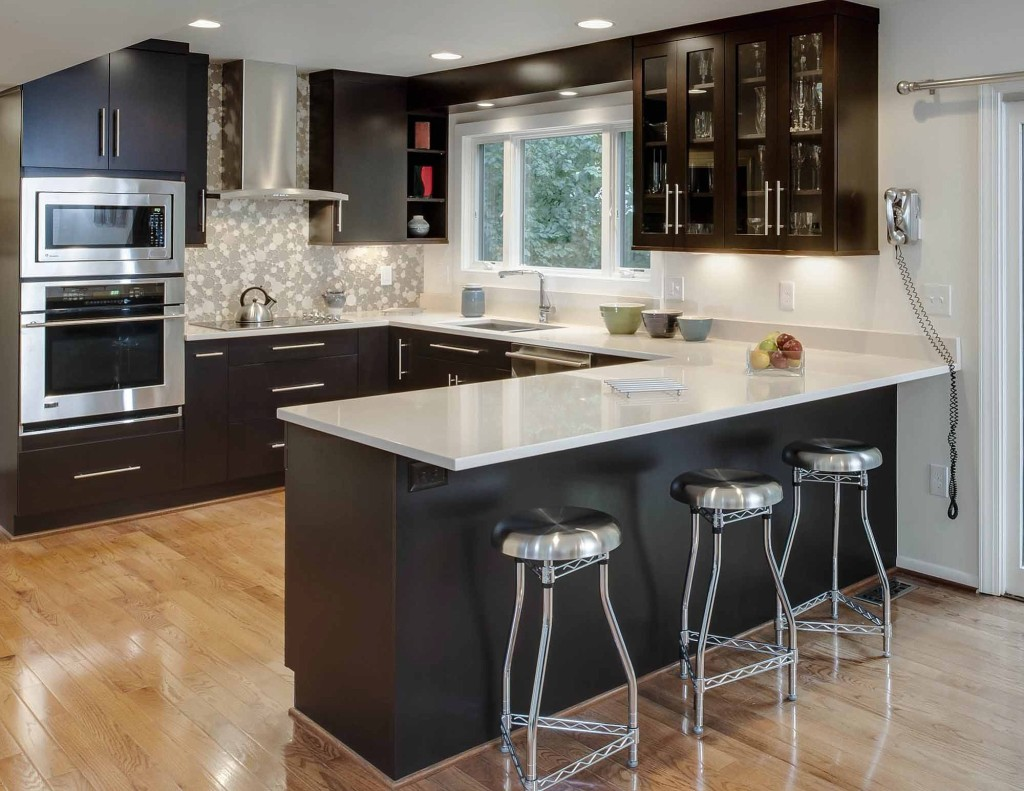 Black is the new white in kitchens | The Columbian