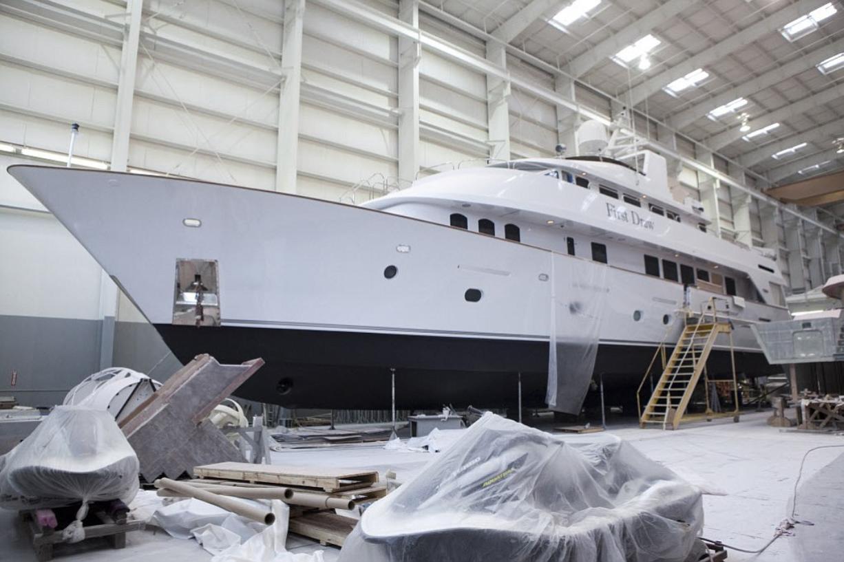Christensen Shipyard's ownership in flux - Columbian com