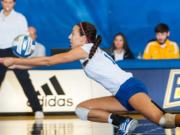 Sydney Haynes, Cal State Bakersfield volleyball.