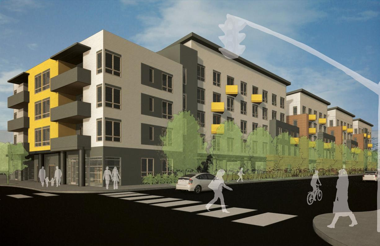 Affordable apartments coming to downtown Vancouver ...