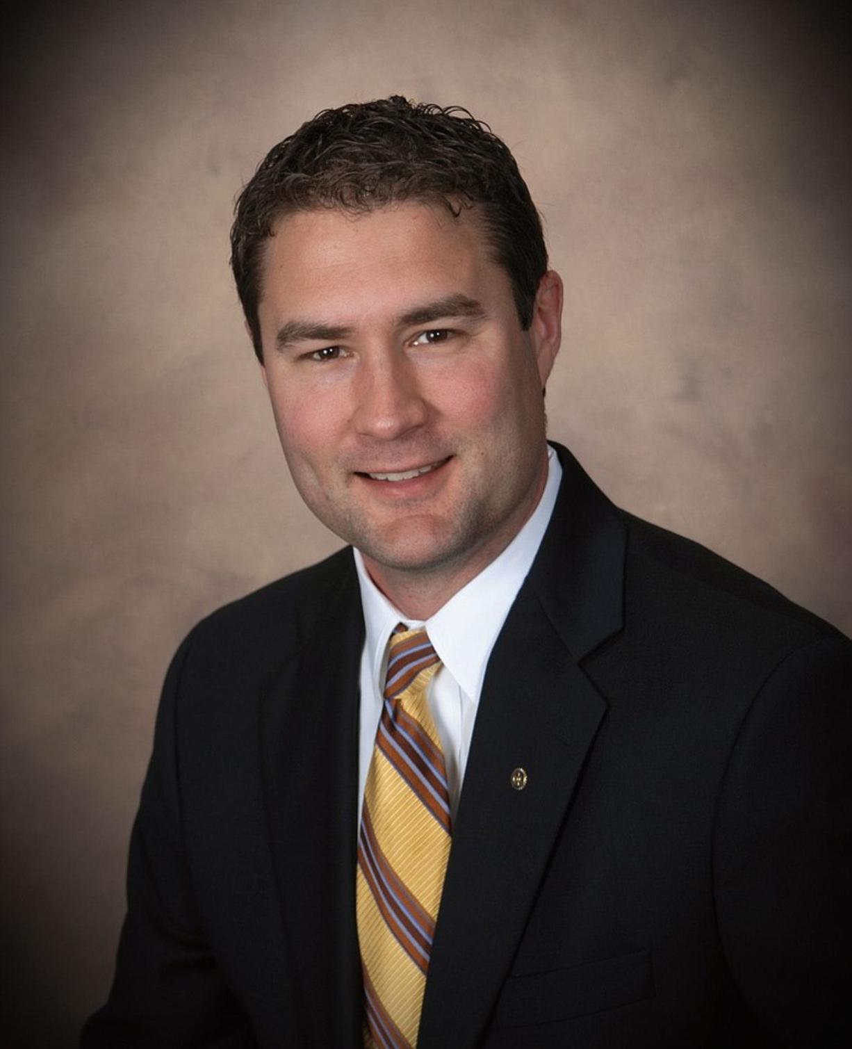 City Councilor Bart Hansen