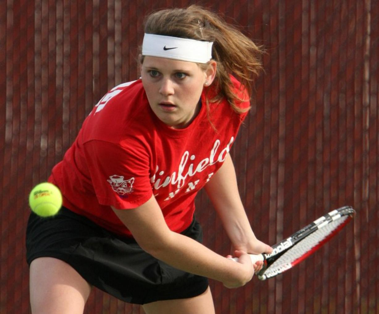 Sarah Click, Linfield College tennis
