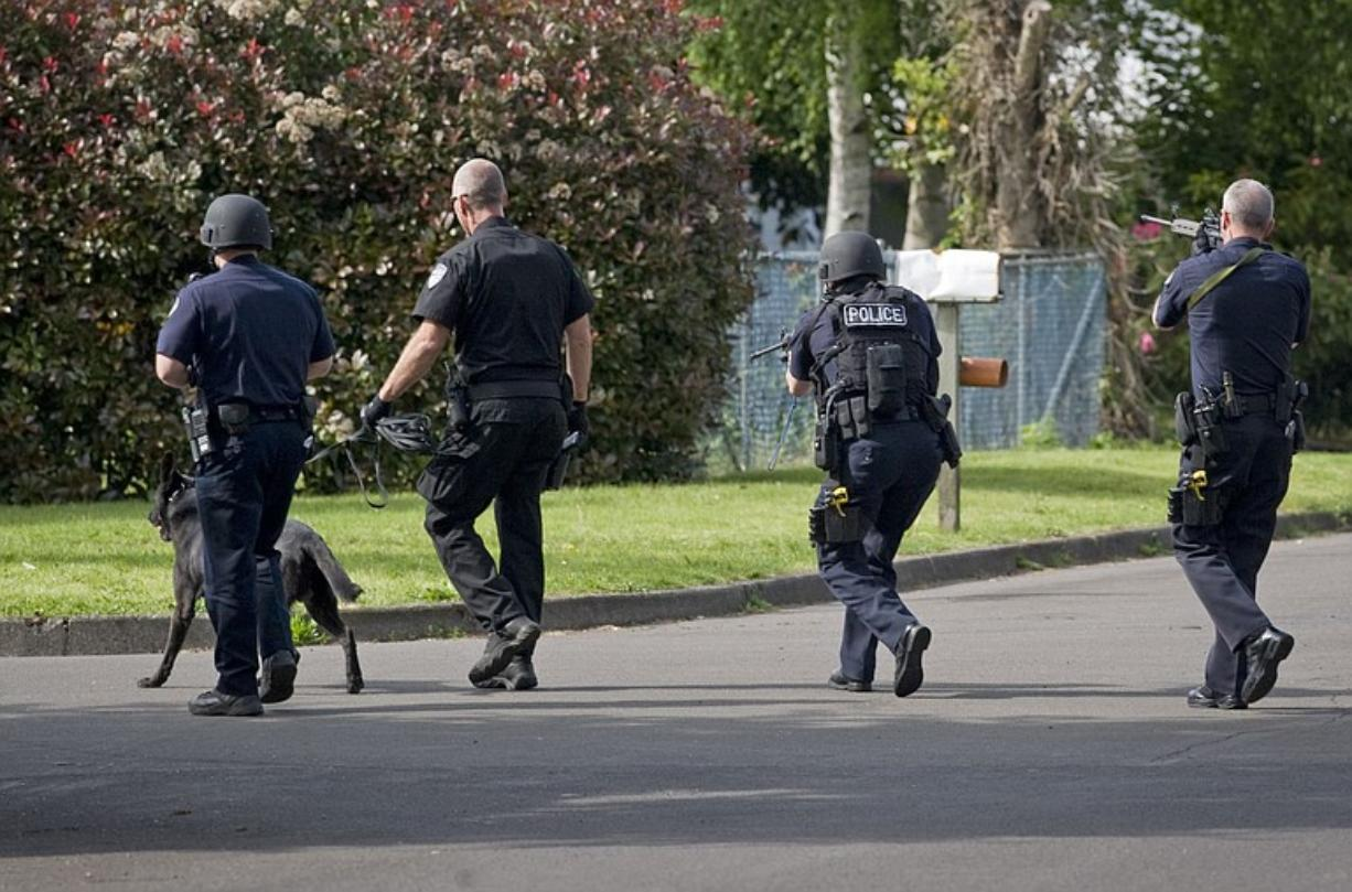 Domestic violence incidents keep police busy - Columbian com