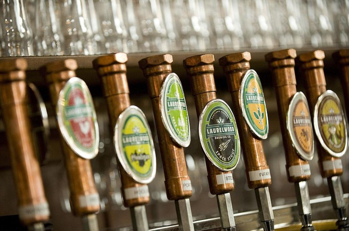 Laurelwood Brewing Co. produced 4,100 barrels of beer in 2009.