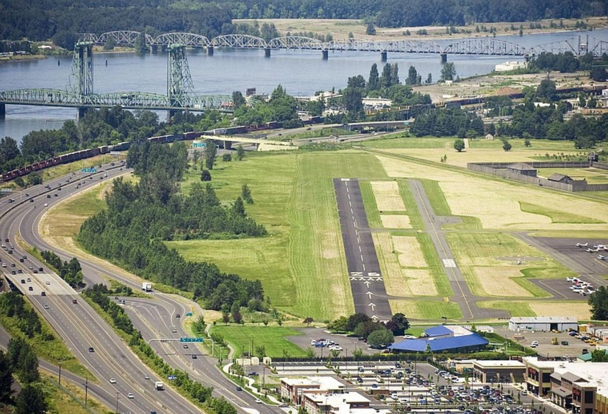 Pearson Field in Vancouver is an example of a community airport that plays an important role in its region's economy. State figures show Pearson's impact to Clark County's economy is $38 million.