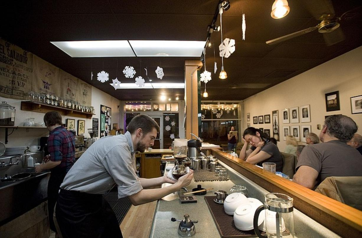 Paper Tiger Coffee Roasters a hub in Central Vancouver