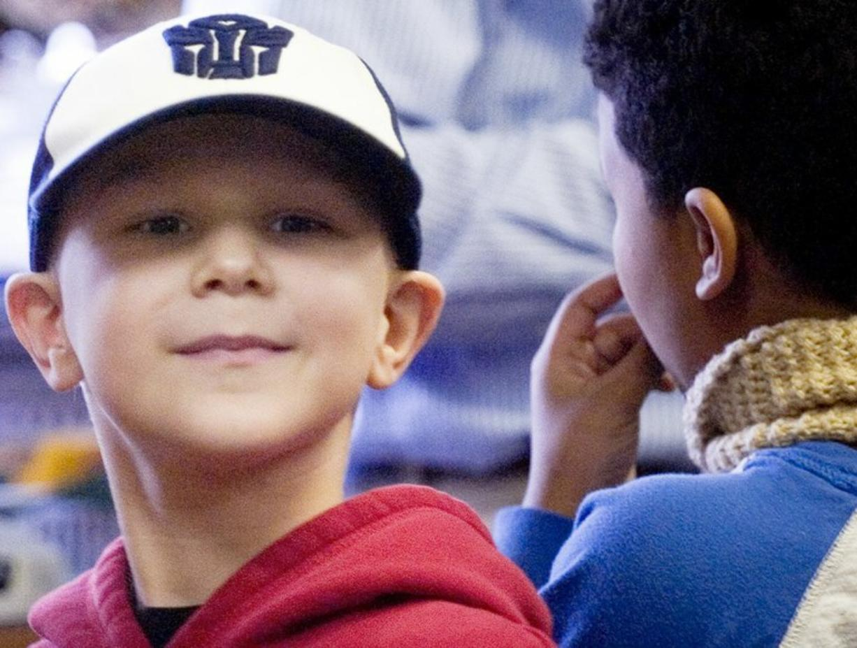 Luke Jensen died in May after three-year battle with leukemia.