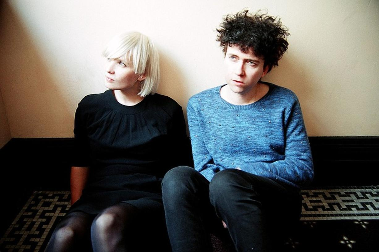 The Raveonettes bring their distinctive rock to the Wonder Ballroom in Portland on May 12.