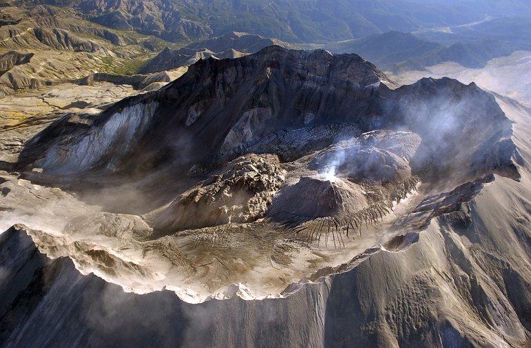 Mount St Helens eruption carbon dating dateres klokken 53
