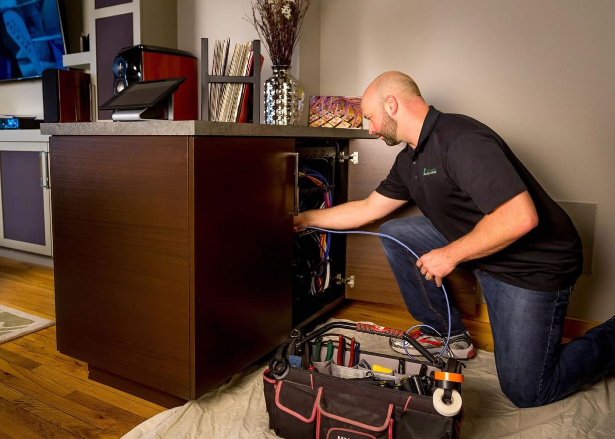 Current Home Technologies, a specialist in custom audio-video and integrated systems with operations in Vancouver and Portland, is one of the many local companies that hire skilled trades workers.
