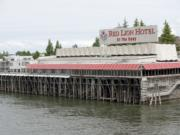 The Port of Vancouver is creating a master plan for redevelopment of Terminal 1, a 13-acre site now dominated by the Red Lion Hotel Vancouver at the Quay.