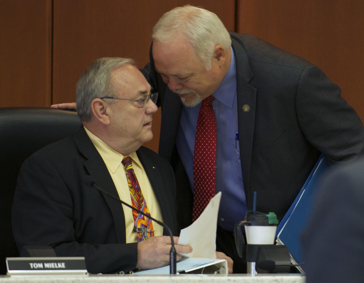 Clark County Environmental Services Director Sen.