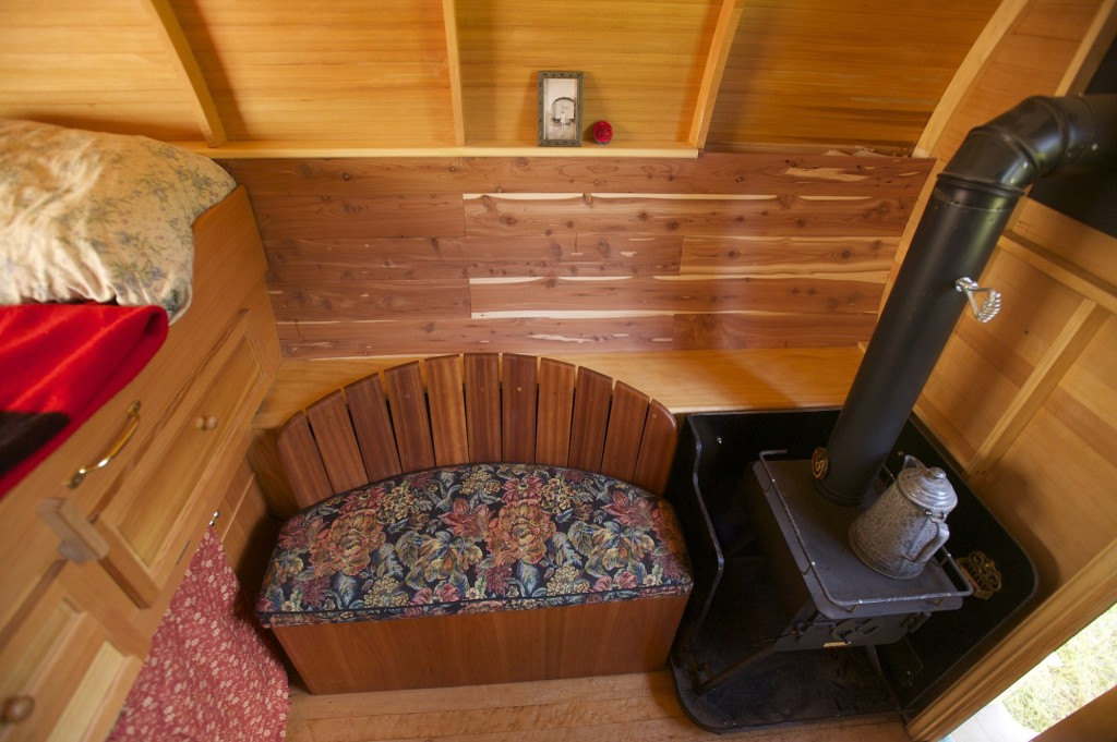 Woodworker S Wagon Built On Memories The Columbian