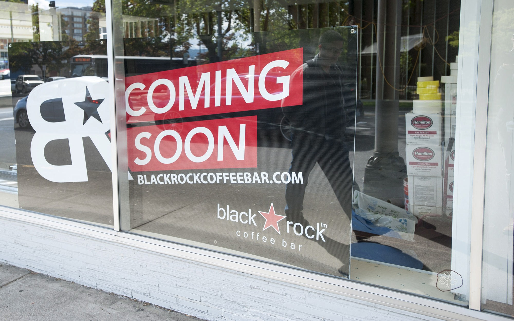 A Black Rock Coffee Bar will open in July in the former Sparks building. The Oregon-based coffee retailer has three Vancouver locations and is adding three more, including the Sparks site.