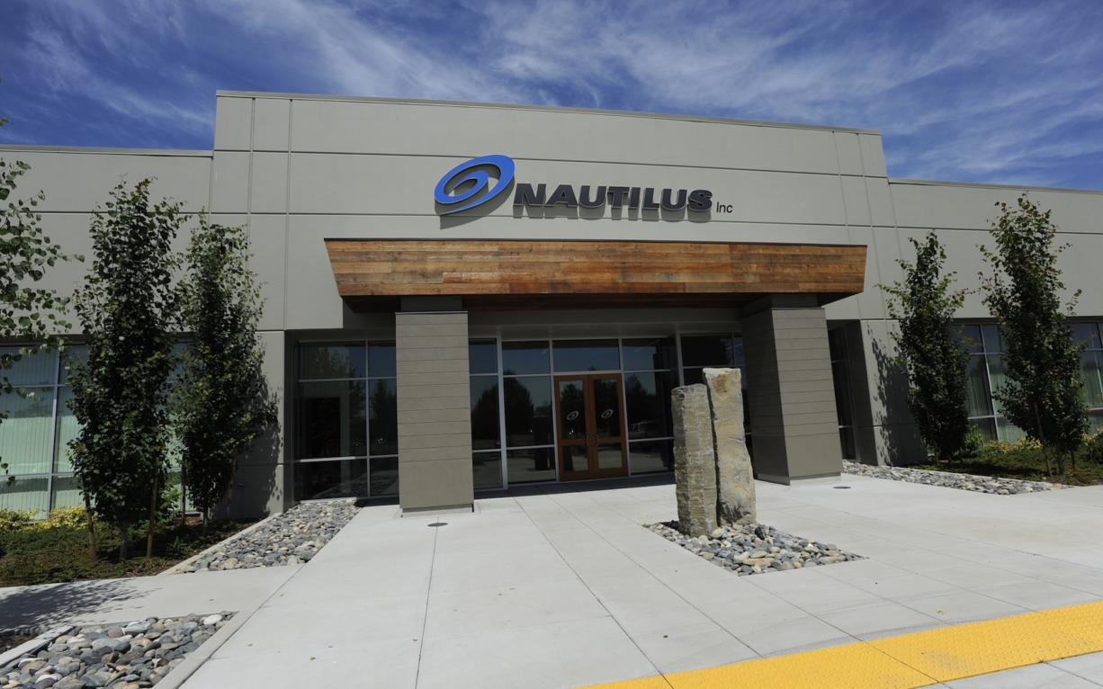 Nautilus headquarters in Vancouver.