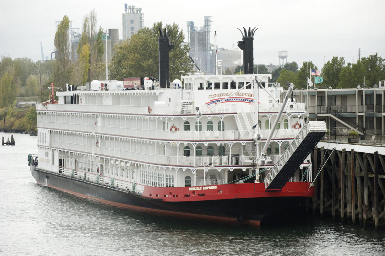 American Empress, which calls Vancouver its home port, proved popular in its first year of taking passengers on weeklong Columbia River tours from Astoria, Ore., to Clarkston.