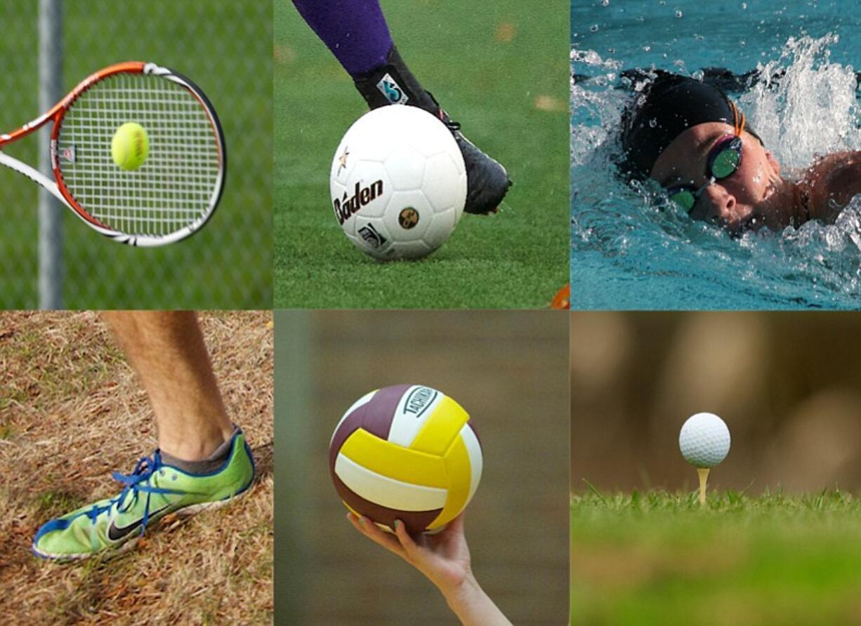 Fall season sports