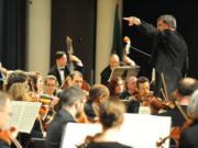 The Vancouver Symphony Orchestra