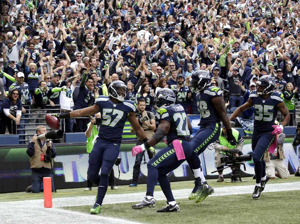 c82d9fd7ea9 Photo gallery: Cowboys at Seahawks | The Columbian