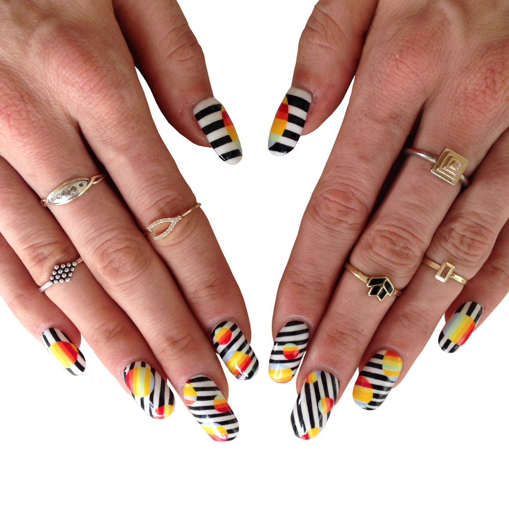 5 trends for fingernails the columbian