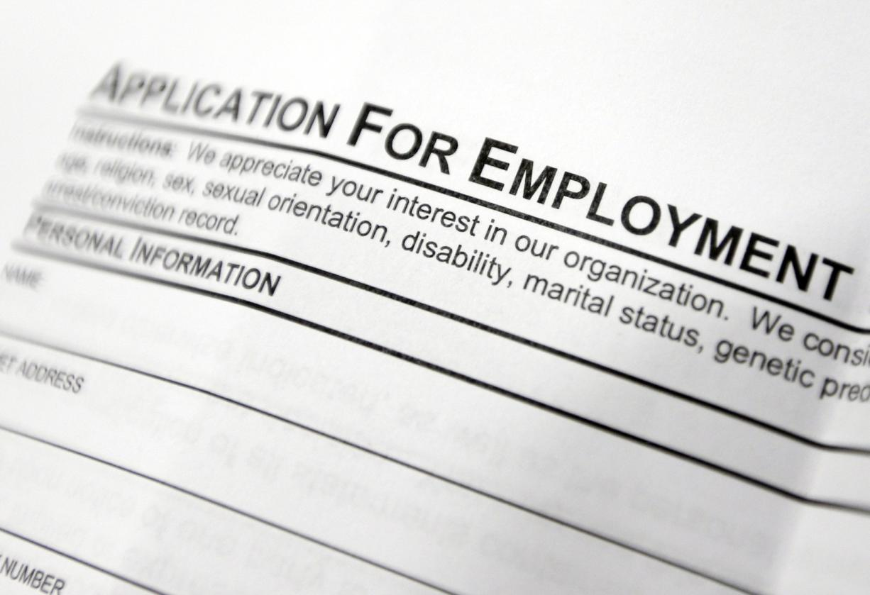 Associated Press files Thee Labor Department said Tuesday that the number of open jobs at the end of April jumped 5.2 percent.